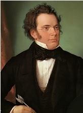 シューベルトの肖像画