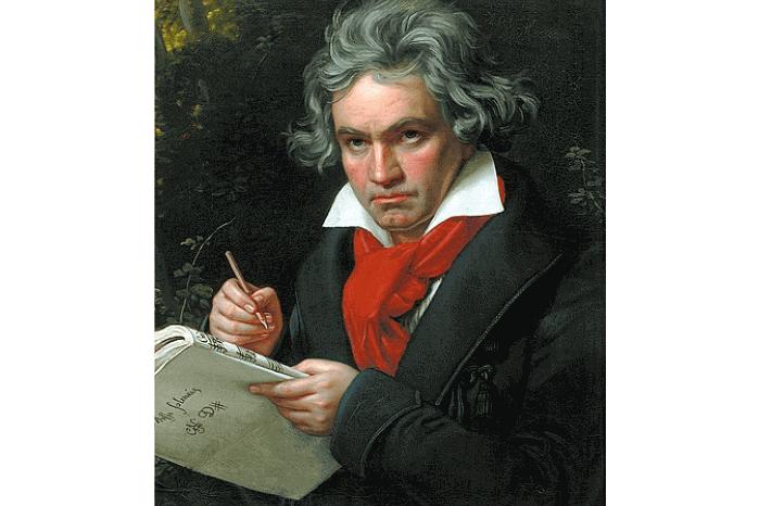 ベートーヴェンの画像